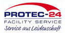 Logo Protec-24 facility service West GmbH in Duisburg