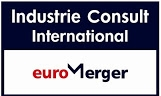 Logo Industrie Consult International M&A GmbH